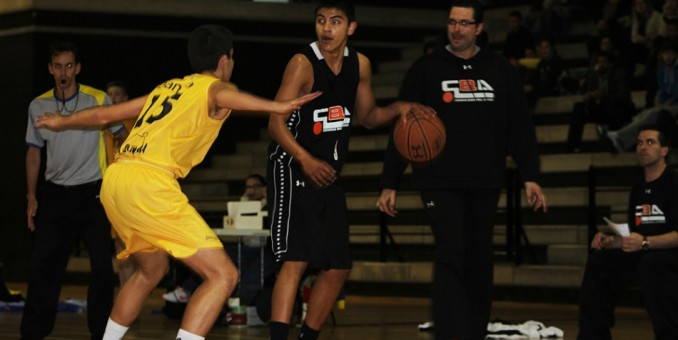 Dos jovencitos mexicanos destacan en el baloncesto de España