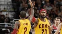 James e Irving ponen 3-2 a los Cavaliers sobre los Bulls sin Gasol