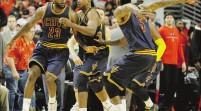 LeBron y Smith se echan a los Cavaliers arriba para tomar la delantera en la Conferencia Este