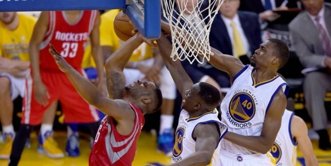 Los Warriors ganan a los Rockets y toman ventaja en la final del Oeste