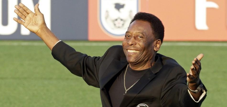Pelé visitará Cuba por primera vez para asistir a un partido del New York Cosmos