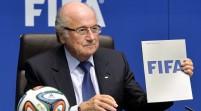 Joseph Blatter logra quinto mandato como presidente FIFA