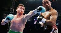"""Canelo"" Álvarez noquea a Kirkland en el 3er round"