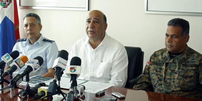 Dominicana: detienen a dos hombres por incendio forestal