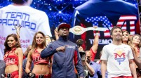 "Floyd Mayweather Jr. vence a Manny Pacquiao en la ""pelea del siglo"""