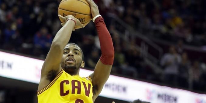 Baja de Irving es fuerte golpe para Cleveland en Final NBA