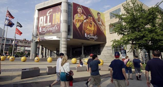 LeBron James hace que Cleveland crea posible un título