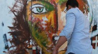 El destacado pintor Oscar Abreu desarrollará jornada en elMichel Square Park de New York