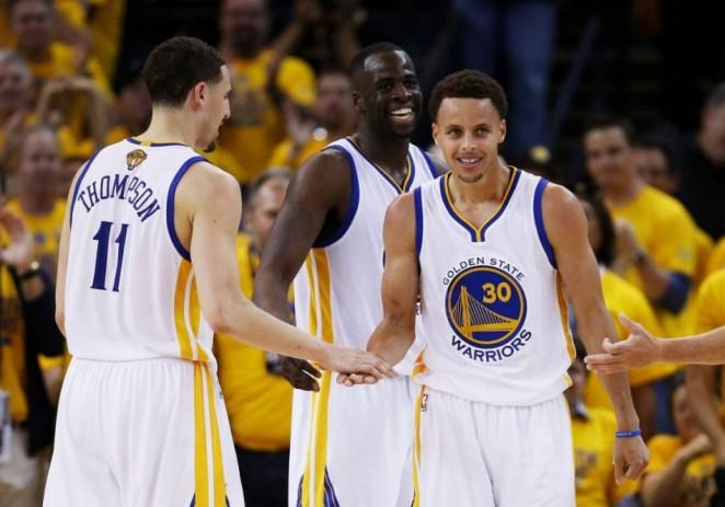 Curry adelanta a Golden State en la Final NBA contra Cleveland