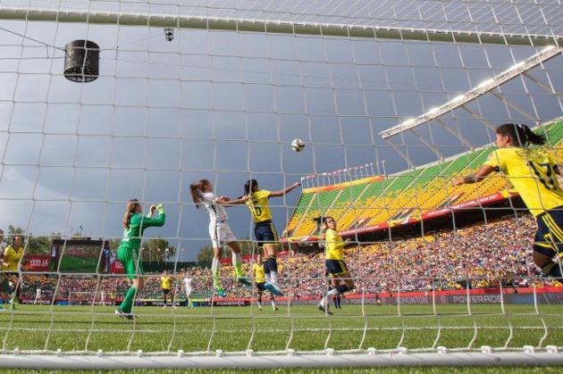 Colombia dice adiós a Canadá con la cabeza alta al caer 2-0 con EEUU