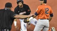 David Olmedo Barrera pone a CSU Fullerton en la College World Series