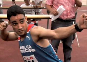 Dominicano Luguelín Santos ganó el oro de los 400 metros en Toronto-2015
