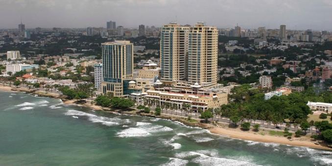 La isla de Santo Domingo