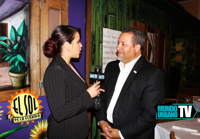 Edwin Rivera presidente de Amigos Profesionales