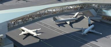 Nueva York presenta su ambicioso plan de renovación del aeropuerto LaGuardia
