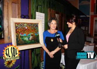 Maria Ramos durante Amigos Profesionales