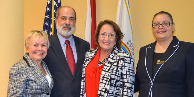 Central Florida Brazilian American Community Leaders Visit Orange County