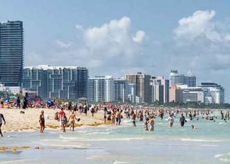 Florida aspira a superar la marca de 100 millones de visitantes en 2015