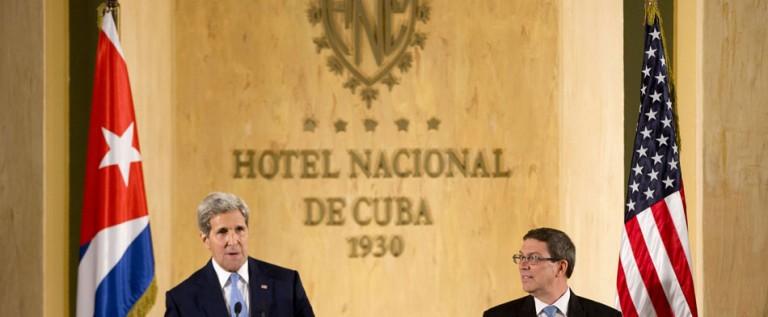 Comisión Cuba-EEUU sesionará por primera vez el viernes