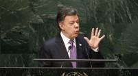 """Santos: Colombia en camino """"de una solución real"""" al conflicto"""