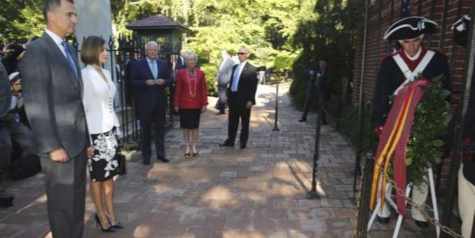 Los Reyes de España cierran gira por Estados Unidos en la Florida