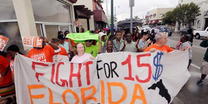 Legisladores de Florida intentarán vivir 5 días con el salario mínimo