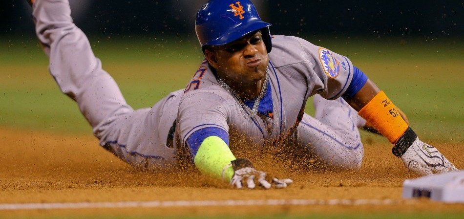 Yoenis Céspedes sigue incontenible en los playoffs