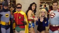 """Los superhéroes se toman Nueva York con la convención """"Comic Con"""""""