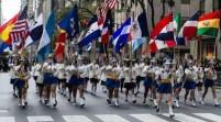 Música, color y tradiciones latinas se toman la Quinta Avenida de Nueva York