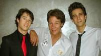 La leyenda de la canción Fernando Allende es producido por sus hijos