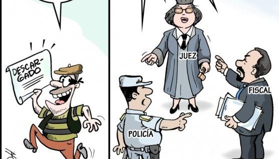 El accionar de las bandas mafiosas en la Republica Dominicana