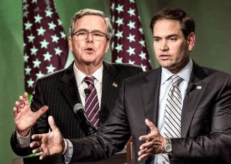 """Alcaldes de Florida instan a Bush y Rubio a """"reconocer"""" el cambio climático"""