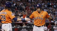 Los Astros de Houston aplastan a los Diamondbacks y acarician postemporada