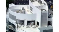 Explosión en edificio en construcción de 33 pisos deja seis heridos