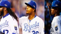 Dominicanos se apoderan de rotación de los Reales de Kansas City