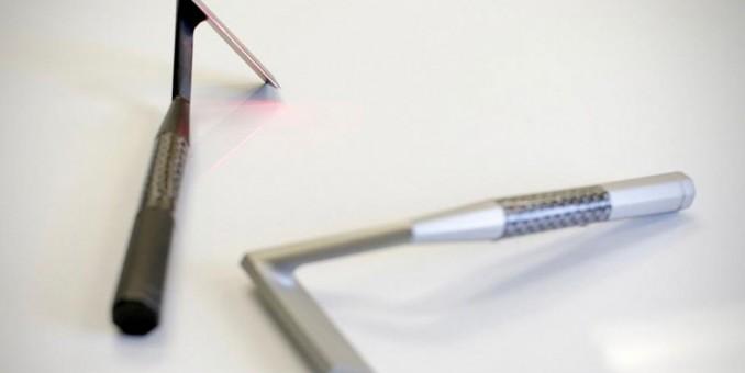 La afeitadora que usa un láser para cortar la barba ya juntó US$ 2 millones