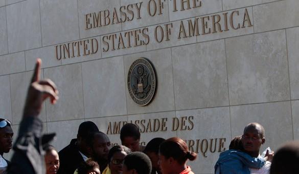 La embajada de EE.UU. en Haití insta a que la población acuda a las urnas