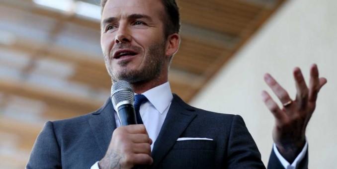Plan de estadio de fútbol de Beckham en Miami enfrenta resistencia vecinal