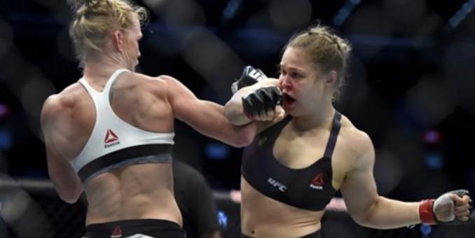 Holly Holm arrebata cetro a Ronda Rousey