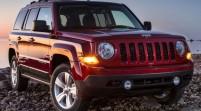 Jeep Patriot. Resistencia a toda costa