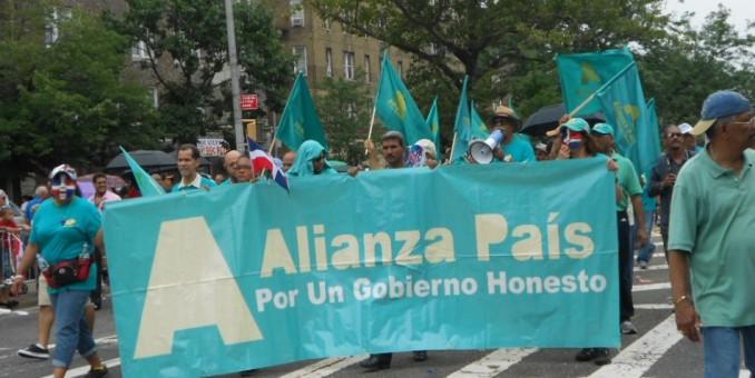Alianza País y Opción Democrática frente a los pobres