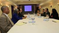 Primer Ministro Dominicano Gustavo Montalvo trata con Jurisdicción Inmobiliaria avance Ciudad Juan Bosch