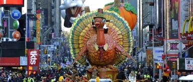 Nueva York disfruta de su desfile de Acción de Gracias sin sobresaltos