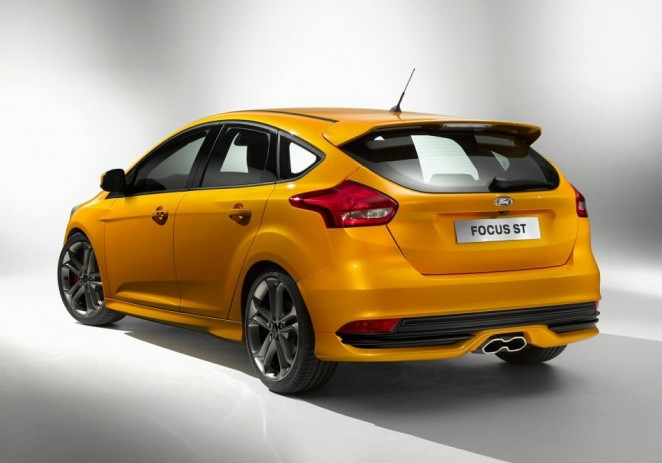 2016 Ford Focus. El legado europeo