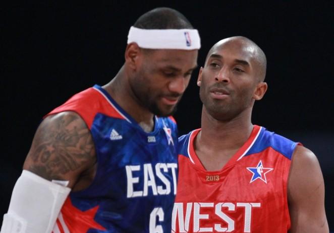 """Lebron James dice que Kobe Bryant fue su inspiración y """"Quería ser como él"""""""