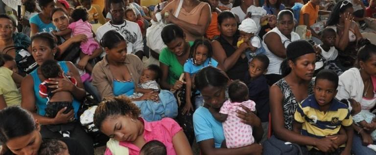 R.D. registra 2.392 muertes de niños menores de un año en 2015