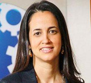 Lina Garcia de Blasco, de la AIREN.