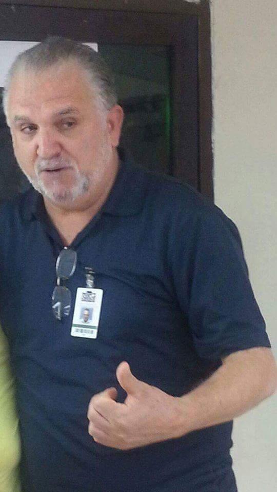 Luis de Jesús Bienvenido Almonte Peña.