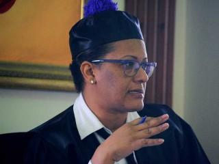 jueza Ingrid Liberato