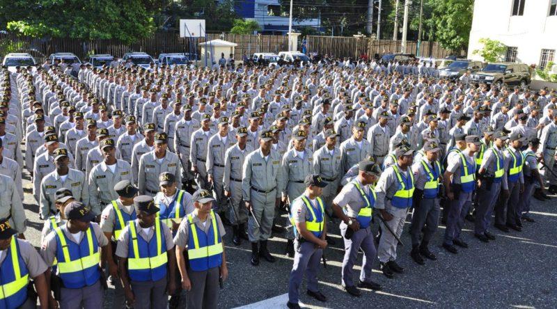 Resultado de imagen para la policía nacional dom